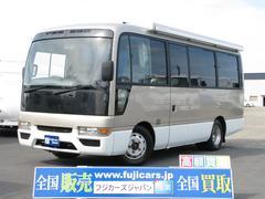シビリアンバスキャンピングカー バスコン ヨコハマモーターセールス