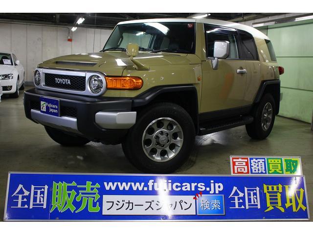 トヨタ ベースグレード 純SD ワンセグ Bカメラ 4WD 4.0L