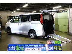 ノア車いす移動車 リアスロープタイプ2 4WD