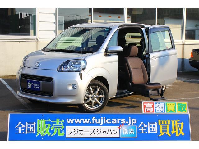 トヨタ X 福祉車輌 助手席サイドリフト 4WD