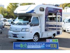 バネットトラック東和モータース カービィDC ディーゼル4WD