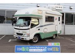カムロードキャブコン バンテック ジル 2.5L DT 4WD