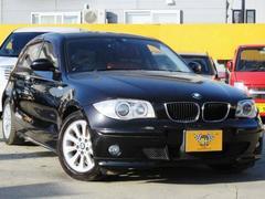 BMW116i 赤レザーシート 内装張替済