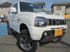 ジムニーランドベンチャー 4WD 登録済未使用 寒冷地仕様