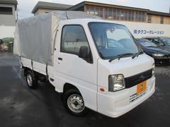 サンバートラックTB 4WD 幌 エアコン パワステ