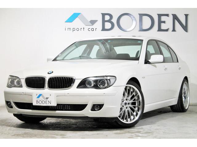 BMW 7シリーズ 740iダイナミックスポーツPKG20AW黒革...