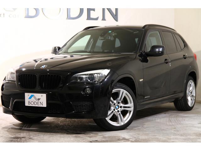 BMW xDrive 20i Mスポーツ ブラックグリルHDDナビ