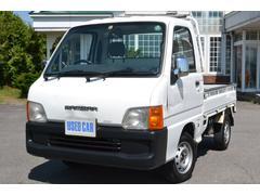 サンバートラックJA 4WD 5MT 三方開 エクストラローギア搭載