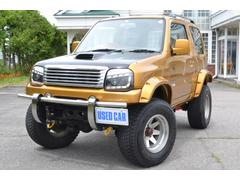 ジムニーXC 4WD リフトアップ