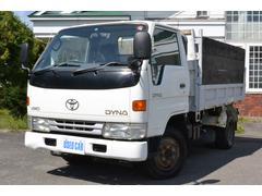 ダイナトラックダンプ 4WD ディーゼル MT