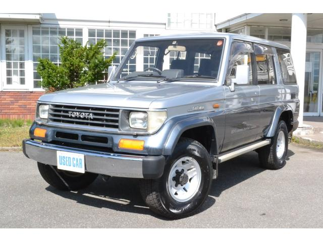 Photo of TOYOTA LAND CRUISER PRADO EX WIDE / used TOYOTA