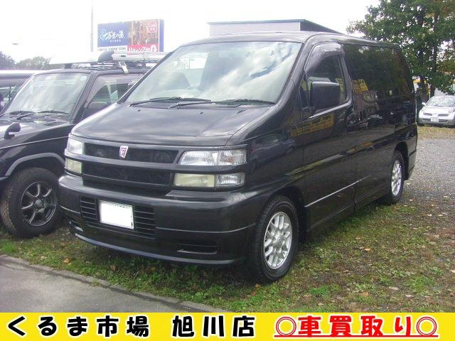 Photo of NISSAN HOMY ELGRAND X / used NISSAN