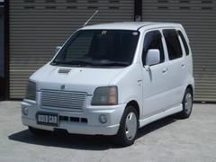 ワゴンRRRリミテッド ターボ 4WD ミラーヒーター