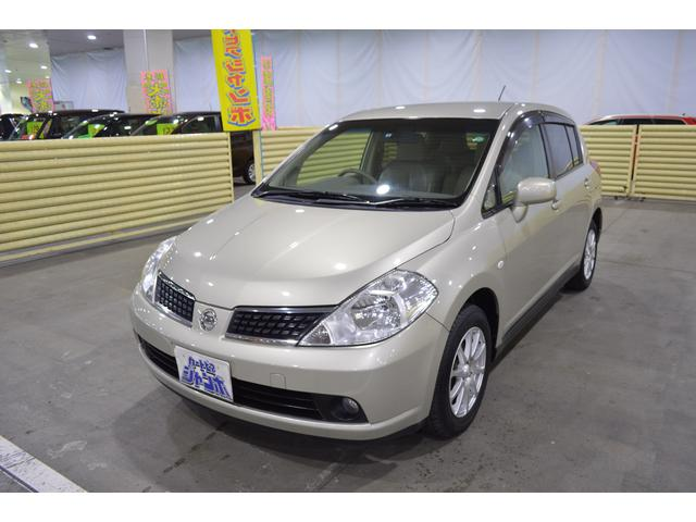 Photo of NISSAN TIIDA 15M FOUR / used NISSAN