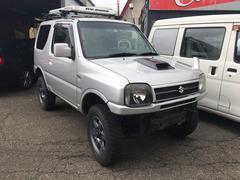 ジムニーワイルドウインド リフトUP 4WD 社外パーツ