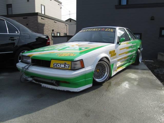 1985 TOYOTA Soarer (GZ10) - Hokkaido, Japan