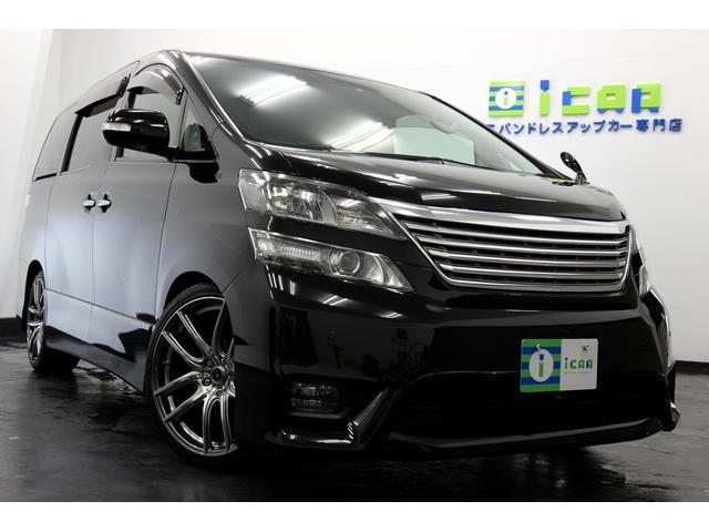 トヨタ 3.5Z プラチナムセレ HDDナビ 後席モニタ- 20AW