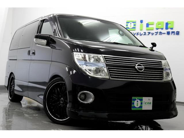 Photo of NISSAN ELGRAND 350HIGHWAY STAR / used NISSAN