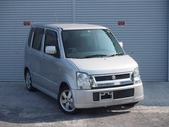 ワゴンRFXリミテッド 4WD シートヒーター 純正オーディオ