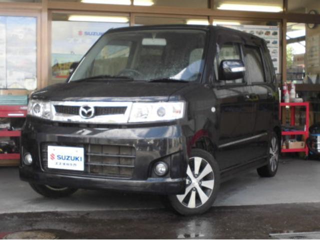 マツダ カスタムスタイルT 4WD スマートキー HID スターター