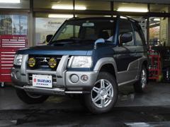 パジェロミニVR 4WD ワンオーナー キーレス 15AW ABS