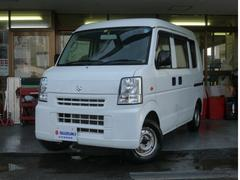 エブリイPA ハイルーフ 切替4WD Wエアバック AC パワステ