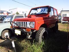 ジムニーHC 4WD リフトアップ マフラー