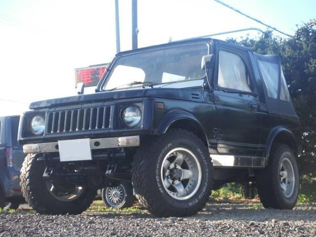 スズキ ベースグレード 4WD SJ40 カスタム