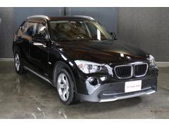 BMW X1sDrive 18i 1オーナー 禁煙車 HDDナビ 黒革