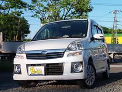 ステラカスタムR アイボリーセレクション 4WD本州仕入1オーナー