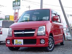ワゴンRRR−Sリミテッド 4WD ターボ 本州仕入 禁煙車