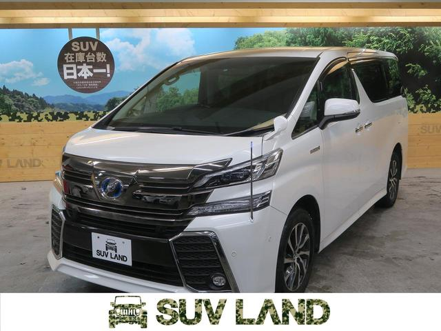 Photo of TOYOTA VELLFIRE HYBRID ZR / used TOYOTA