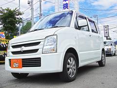 ワゴンRFX 4WD シートヒーター ベンチシート CDオーディオ