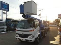 ダイナトラック高所作業車 9.8m仕様