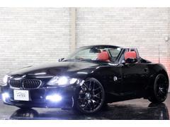 BMW Z4ロードスター2.5ix本州仕入x19AWx4灯HIDx赤本革