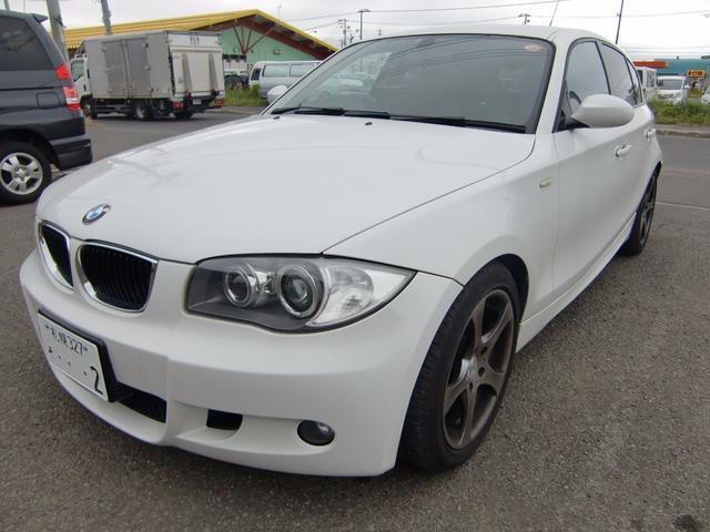 BMW 1シリーズ 116i Mスポーツパッケージ ハーフレザーシ...
