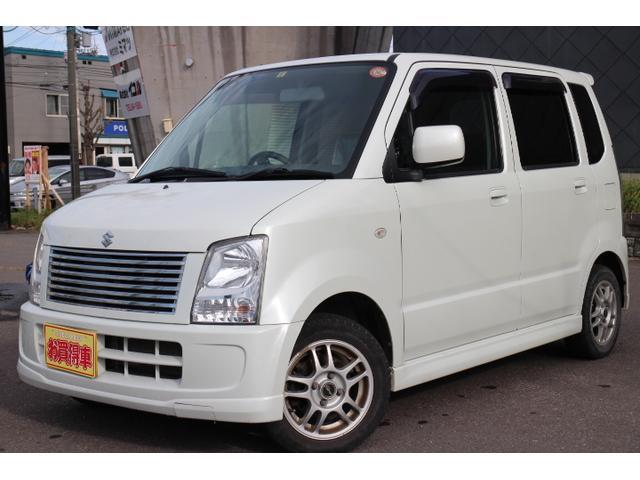 スズキ ワゴンR FT−Sリミテッド 4WD シートヒーター (検...