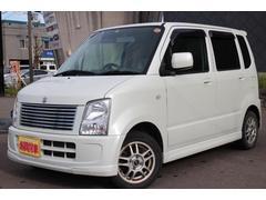 ワゴンRFT−Sリミテッド 4WD シートヒーター