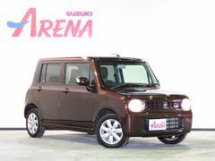 アルトラパンX 4WD 純正CDプレイヤー 冬タイヤ 内装ブラウン