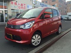 eKワゴンM・キーレス・ETC・CDチューナー・運転席シートヒーター