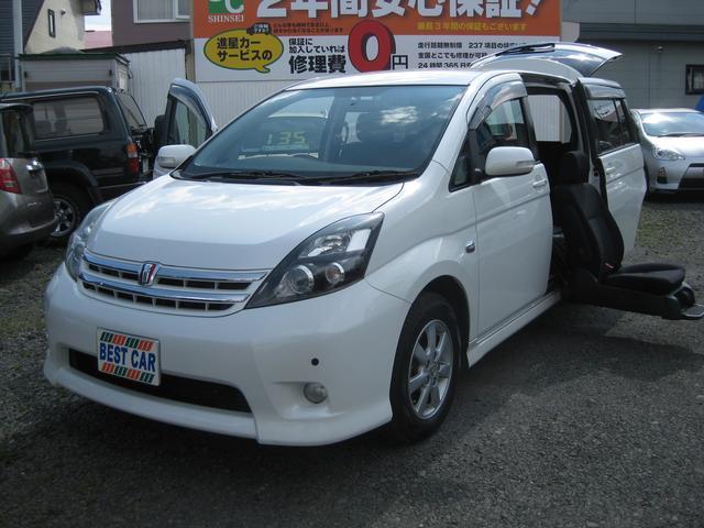 トヨタ プラタナ 福祉車両 サイドリフトアップシートAタイプ6名