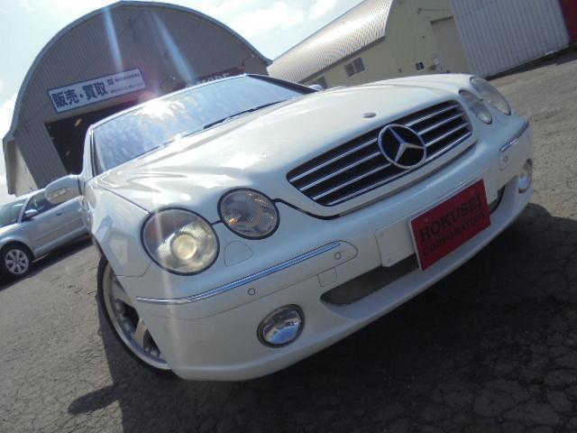メルセデス・ベンツ CL CL500 ロリンザー仕様 (車検整備付)