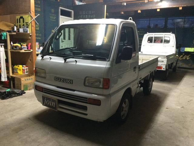 スズキ キャリイトラック 切替式4WD (なし)
