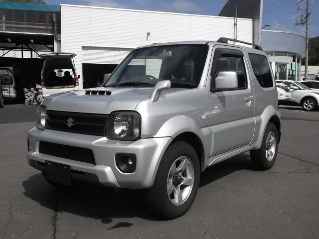 スズキ ジムニーシエラ 1.3 4WD シートヒーター ETC キ...