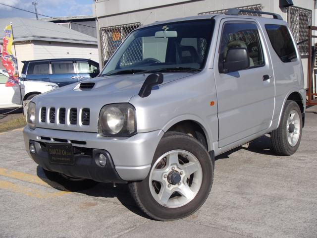 スズキ ジムニー XC 4WD ターボ (車検整備付)