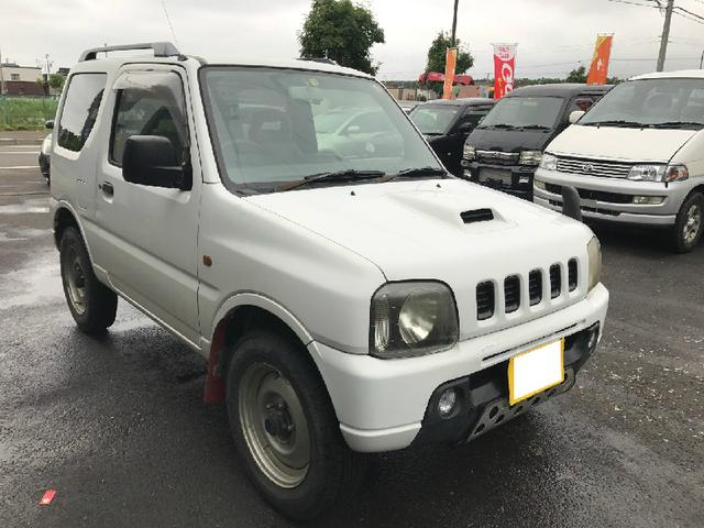 マツダ AZオフロード XC  4WD 法定点検付き (車検整備付)