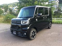 ウェイクGターボSAII 4WD リフトアップ オールブラック仕様