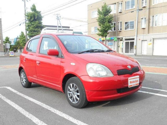 Photo of TOYOTA VITZ F D PACKAGE / used TOYOTA