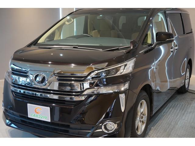 トヨタ 2.5X 社外SDナビ LEDヘッドライト