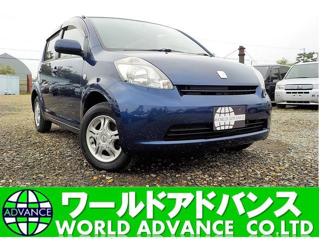 トヨタ パッソ G Fパッケージ 4WD 保証付き (検31.8)